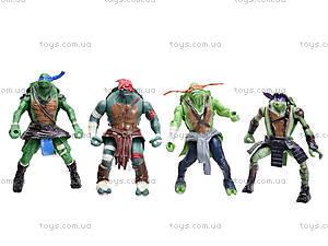 Набор фигурок «Подростки Ниндзя-Черепашки», YLJ2684EFG, магазин игрушек