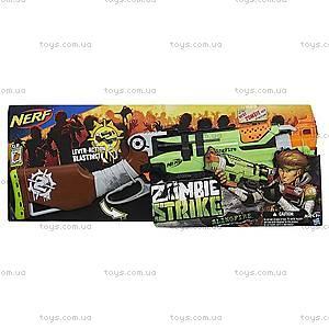 Игрушечный бластер Nerf «Зомби Страйк Слингфайр», A6563, отзывы