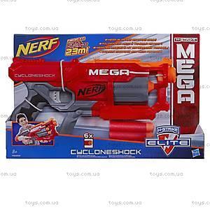 Игрушечный бластер NERF «Мега Циклон», A9353, купить