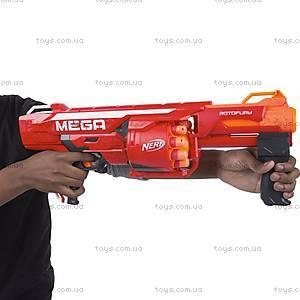 Игрушечный бластер Nerf «Мега РотоФьюри», B1269, купить