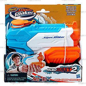 Водный пистолет «Супер Сокер Микробёрст 2», A9461, купить