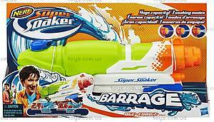 Водное оружие NERF Super Soaker Barrage, A4837