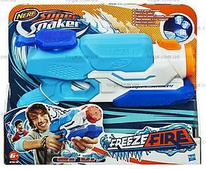 Водный пистолет «Супер Сокер Заморозка», A4838