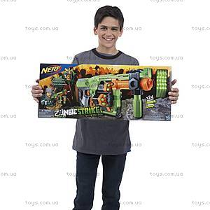 Игрушечный бластер Nerf «Зомби Страйк Ордовик», B1532, игрушки