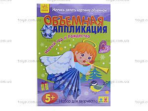 Объемные аппликации «Новый год и Рождество», Л225010Р, цена