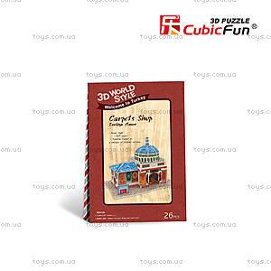 Объемная головоломка «Турция. Магазин ковров», W3112h, фото