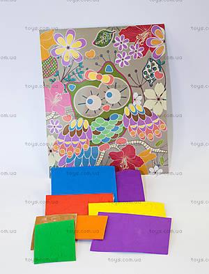 Объемная картина «Сова», 57422, купить