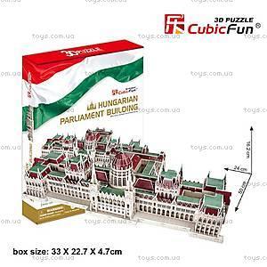 Объемный конструктор-головоломка «Дом парламента Венгрии», MC111