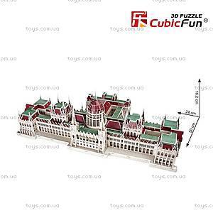Объемный конструктор-головоломка «Дом парламента Венгрии», MC111, отзывы