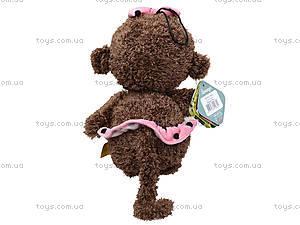 Мягкая игрушка «Обезьяна Рита», К402A, фото