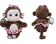 Мягкая игрушка «Обезьяна Рита», К402A, купить