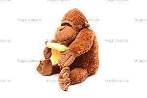 Обезьяна с бананами, музыкальная, S-DS20550/60, купить