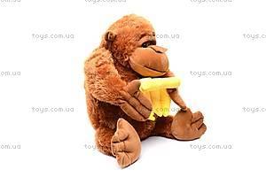 Обезьяна с бананами, музыкальная, S-DS20550/60, отзывы