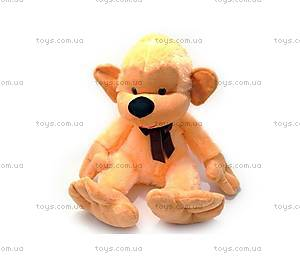 Мягкая игрушка «Обезьянка с бантиком», 206446