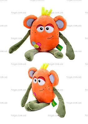 Плюшевая обезьянка «Чудасик», К360М