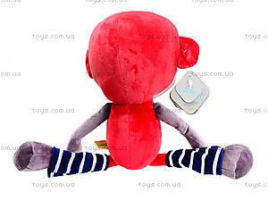 Детская игрушка «Обезьянка Лола», К346Е, фото