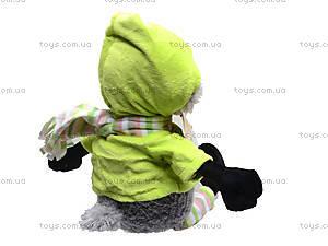 Игрушечная овечка «Николь», в одежде, К348А, фото