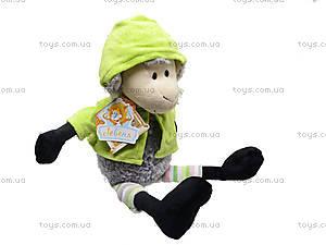 Игрушечная овечка «Николь», в одежде, К348А, отзывы