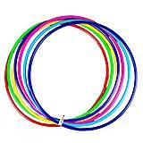 Обруч цветной большой 90см №4 в ассортименте, 0181, купить игрушку