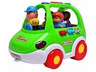 Обучающая игрушка «Автобус Познавайка», 6012, купить