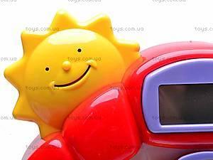 Обучающая игрушка «Часики знаний», 7007, фото