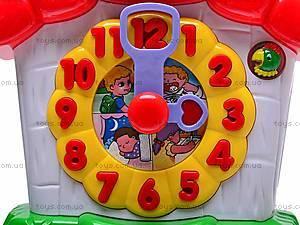 Обучающая игрушка «Часики знаний», 7007, отзывы