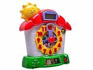 Обучающая игрушка «Часики знаний», 7007