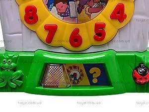Обучающая игрушка «Часики знаний», 7007, цена