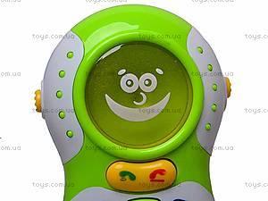 Обучающая игрушка «Телефончик», 1651E, купить