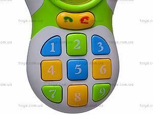 Обучающая игрушка «Телефончик», 1651E, фото