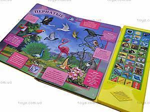 Обучающая книжка «Мир вокруг нас», EH80039R, игрушки