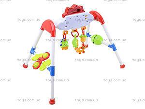 Обучающая стойка с погремушками, MS1001, детские игрушки
