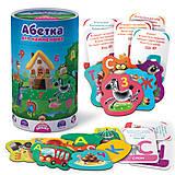 Обучающая игра «Азбука для самых маленьких» (укр), VT2911-03, купить