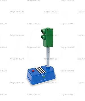Обучающая игрушка «Веселый светофор», SB-15-01, фото