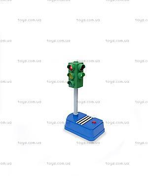 Обучающая игрушка «Веселый светофор», SB-15-01, цена