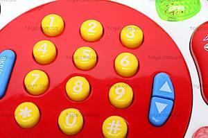 Обучающий детский телефон, MS1002, отзывы