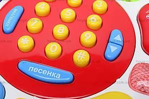Обучающий детский телефон, MS1002, цена
