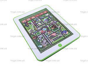 Обучающий планшет «Азбука Дорожного Движения», EH80070R, фото