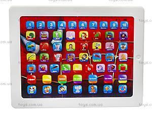 Обучающий планшет с сенсорным экраном, 6688-1/2, фото