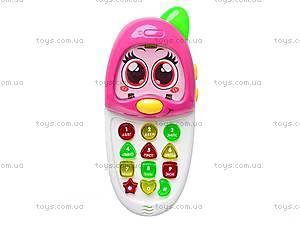 Обучающий телефон «Учим буквы и цифры», 636D, фото
