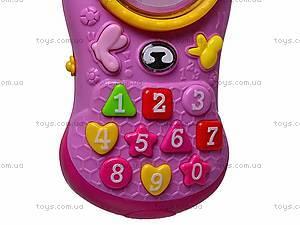 Обучающий телефончик для девочек, 698, купить