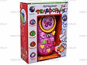 Обучающий телефончик для девочек, 698