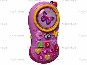 Обучающий телефончик для девочек, 698, цена