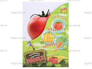 Обучающие карточки «Овощи», , фото