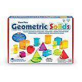 Обучающий набор LEARNING RESOURCES «3D-ГЕОМЕТРИЯ», LER4331, фото