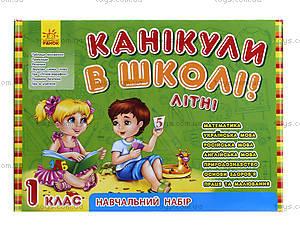 Обучающий игровой набор «Каникулы в школе», Л900849У, цена