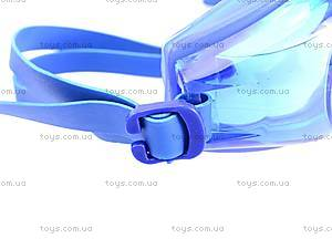 Очки для плавания в сумочке, 6204A, детские игрушки