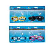 Очки для плавания + беруши, 2105A, toys.com.ua