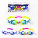 Очки для плавания яркие, F22187, цена