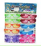 Очки солнцезащитные, разная рацветка, CL1712, фото